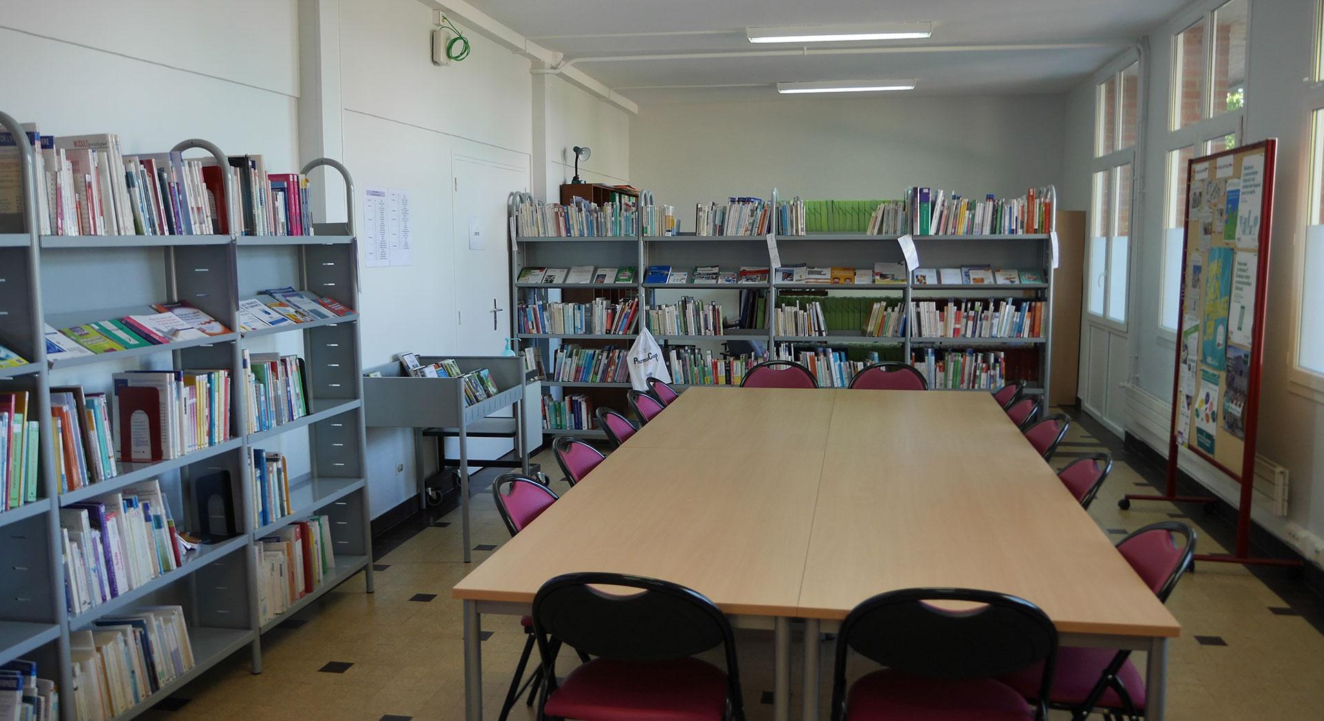 IFPS Lisieux Centre de Documentation et d'Information