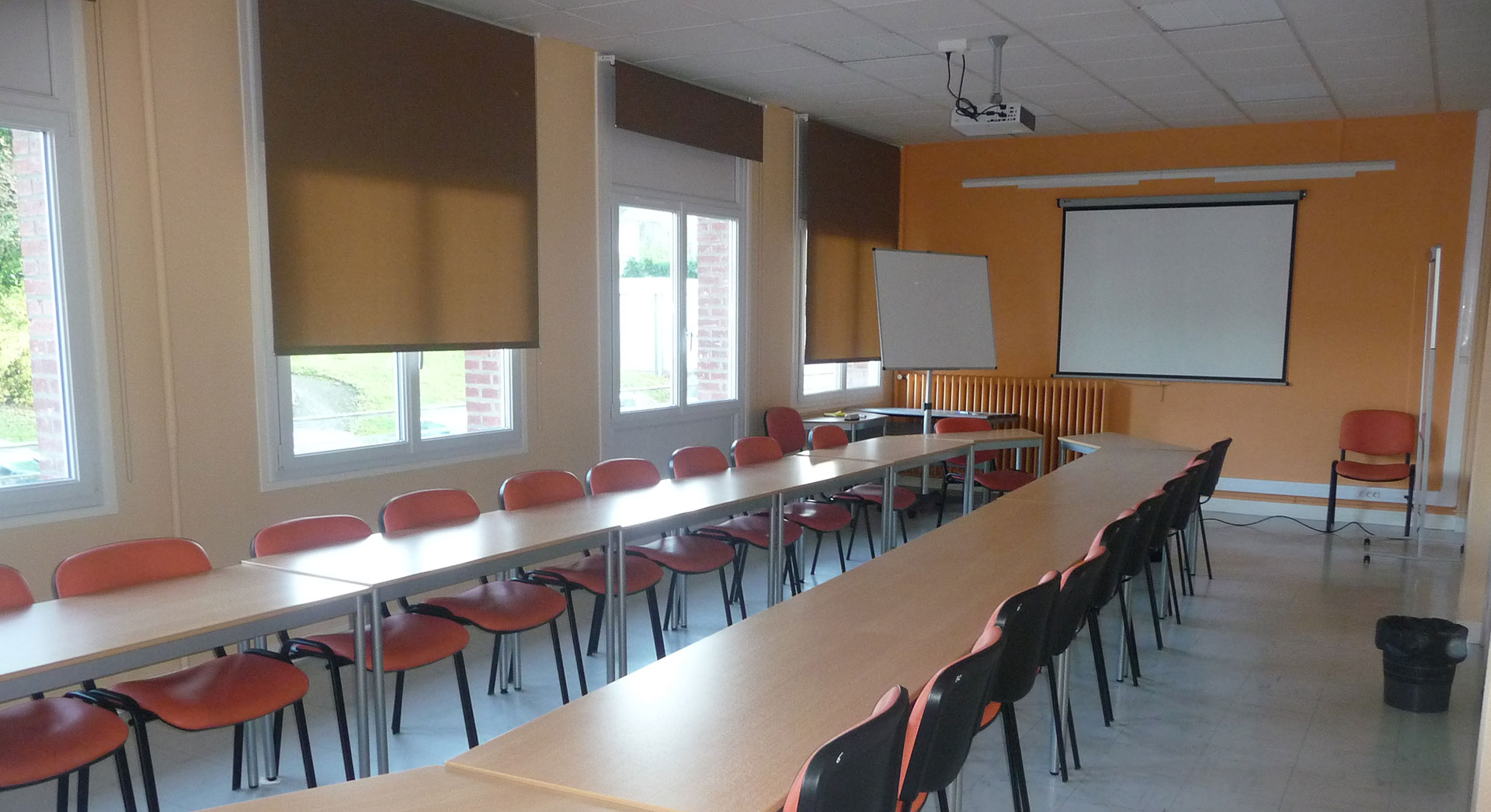 IFPS Lisieux salle de cours
